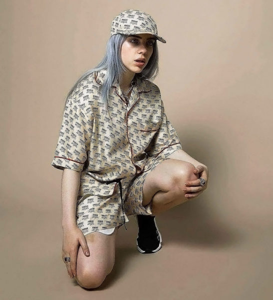 Billie-Eilish Nude Sexy