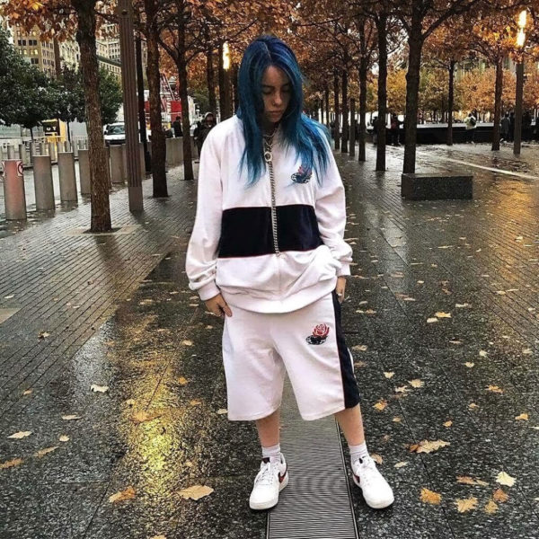 Billie-Eilish Sexy Outfits