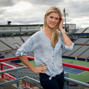 eugenie bouchard hot 18