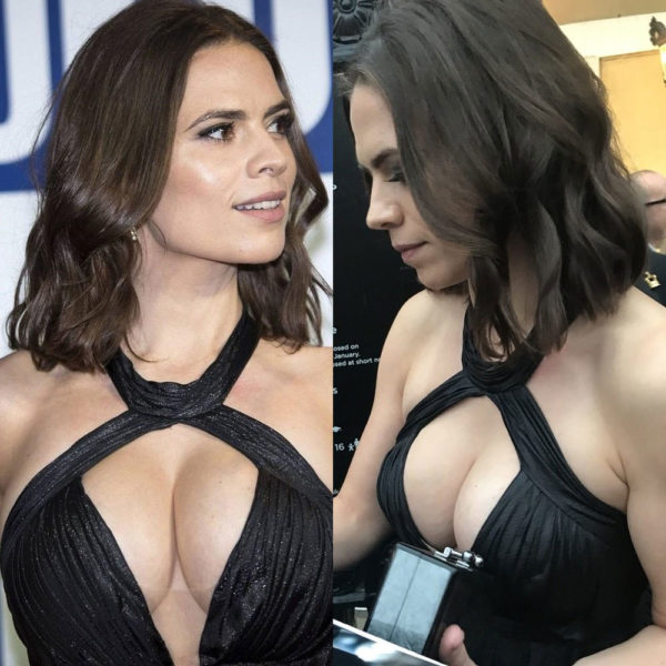Hayley Atwell Instagram